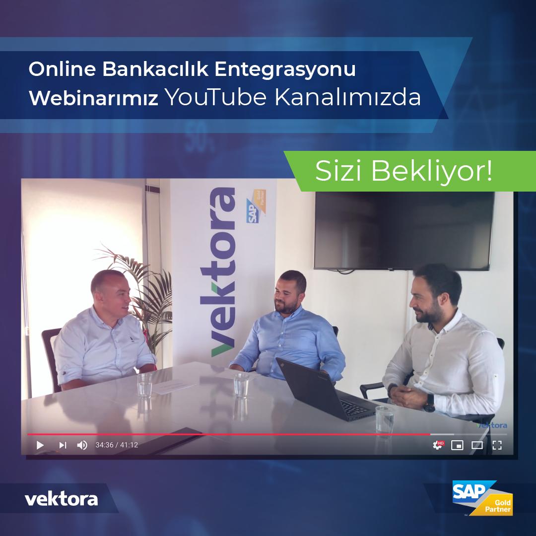 Vektora Online Bankacılık